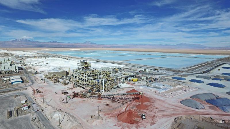 Resultado de imagen de lithium extraction mexico