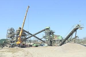 1 Niederrheinisches Kieswerk Rheinberg • Lower Rhine gravel plant Rheinberg