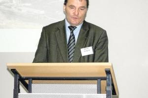 """<div class=""""bildtext"""">Dr. Wolfgang Reimer, Geschäftsführer des GKZ Freiberg # Dr. Wolfgang Reimer, director of the FGC Freiberg</div>"""