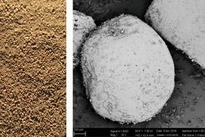 """<div class=""""bildtext"""">6 Aufgabegut Wallnussschale # Walnut shells feed material</div>"""