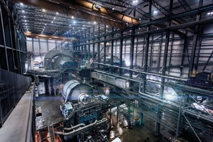 Kupfererzaufbereitung • Copper ore processing