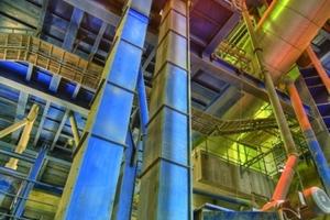2 Example of a BWZ AUMUND chain bucket elevator