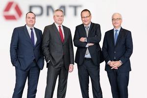 """<div class=""""bildtext"""">Jens-Peter Lux, Dr. Maik Tiedemann, Prof. Dr. Eiko Räkers und/and Ulrich Pröpper (v.l.n.r./f.l.t.r.))</div>"""