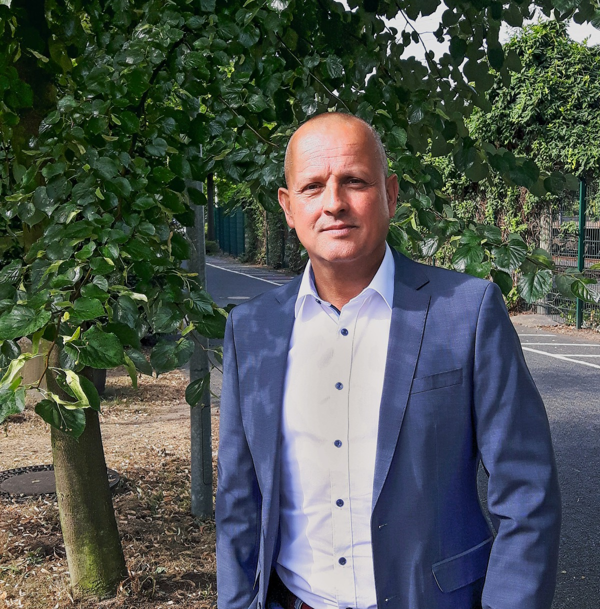 New Managing Director Sandvik Mining Rock Technology - Mineral