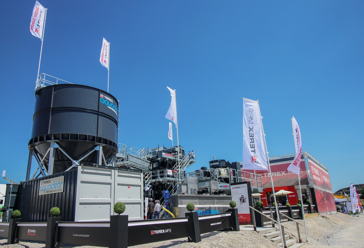 Latest technological advancements from Terex Washing Systems