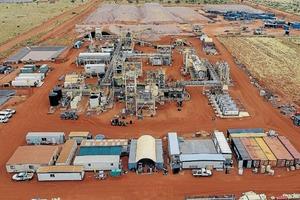 """<div class=""""bildtext"""">11 Pilotanlage Browns Range in Westaustralien • Browns Range pilot plant in Western Australia</div>"""