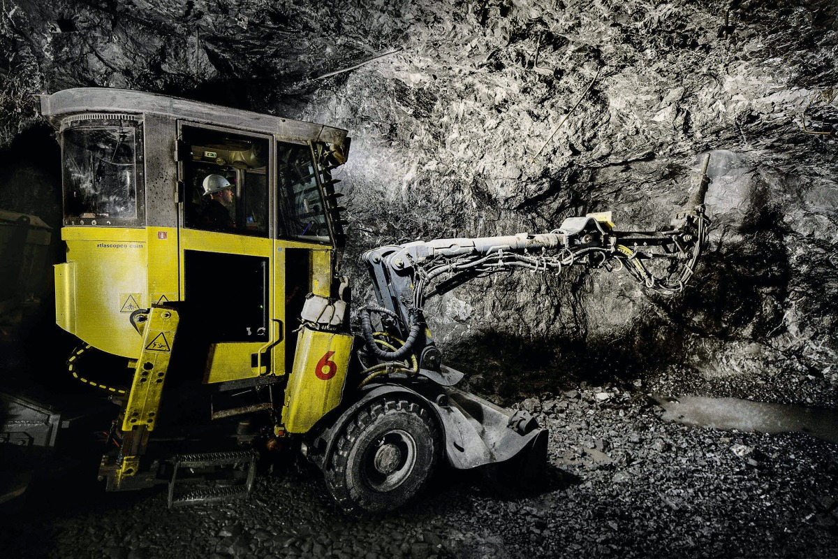 Metal ore mining in Europe - Mineral Processing