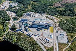 17Garpenberg Zinkmine • Garpenberg zinc mine