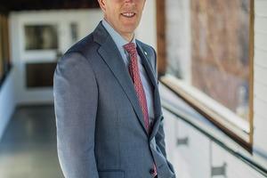 Adrian Ridge, Präsident der Sparten Power und Flow Adrian Ridge, president of the Power and Flow division