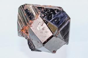 """<div class=""""bildtext"""">Kassiterit/Cassiterite Cinovec - NHM collections</div>"""