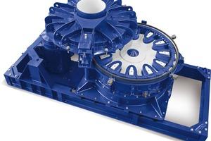 "<div class=""bildtext"">Schlägerrotor der BHS Rotorprallmühle</div><div class=""bildtext"">Hammer rotor of the BHS rotor impact mill</div>"