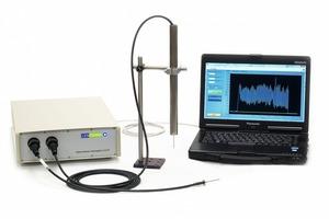 "<div class=""bildtext"">Durchflusssensorsystem von Lenterra • Lenterra Flow Force Sensing System</div>"