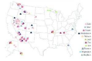 "<div class=""bildtext"">15 Metallerzbergbau in den USA • Metal ore mining in the USA</div>"