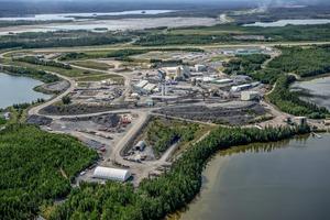 "<div class=""bildtext"">Musselwhite Goldmine in Kanada • Musselwhite gold mine in Canada</div>"