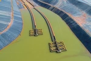 """<div class=""""bildtext"""">Entwässerungsprojekt in Brasilien • Dewatering project in Brazil</div>"""