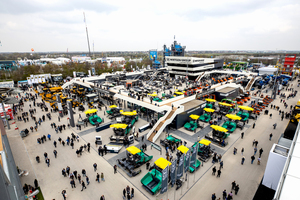 Close to our customers is and remains the Wirtgen Group's value proposition. At Bauma 2019, the group also presented itself as a reliable partner to the construction industry