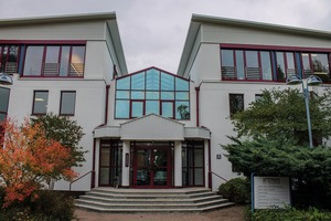 """<div class=""""bildtext"""">Die Firmenzentrale der K-UTEC AG Salt Technologies in Sondershausen • The K-UTEC AG Salt Technologies home offices in Sondershausen </div>"""