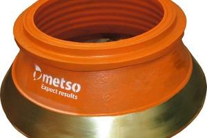 "<div class=""bildtext"">Die Metso O-Serie ergänzt das bestehende Verschleißteilangebot von Metso • The Metso O-Series complements Metso's existing wear part offering</div>"