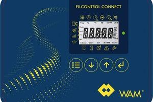 "<div class=""bildtext"">1 Neue Filtersteuerung Filcontrol ""Connect""<br />New Filcontrol ""Connect"" filter control system</div>"