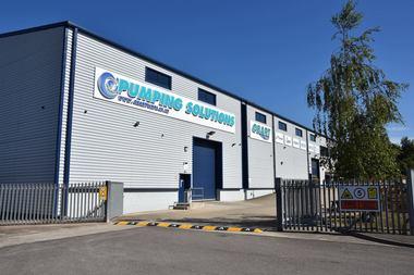 Obart Pumps wurde 1972 gegründet