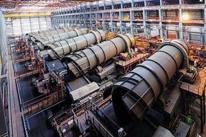 """<div class=""""bildtext"""">8 Pelletsproduktion bei Metalloinvest • Pellet production at Metalloinvest </div>"""