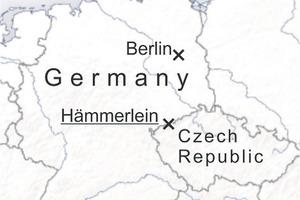 """<div class=""""bildtext"""">5 Standort der Lagerstätte Hämmerlein in Deutschland • Location of the Hämmerlein deposit in Germany</div>"""