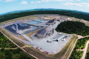 """<div class=""""bildtext"""">1 Eagle Mine strebt eine möglichst geringe Umweltbelastung an • Eagle Mine strives to have the smallest environmental footprint possible</div>"""