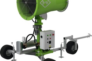 """<div class=""""bildtext"""">2 Spray cannon on tricycle chassis</div>"""