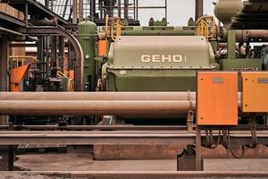 """<div class=""""bildtext"""">1 SIMEC Mining verfügt über zwei GEHO<sup>®</sup>-PD-Pumpen </div>"""