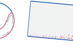 "<div class=""bildtext"">Pelletizing drum, schematic drawing</div>"