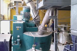 """<div class=""""bildtext"""">Mixer in the production of calcium phosphates (plant in Bulgaria)</div>"""