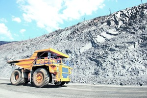 """<div class=""""bildtext"""">1 Example of a haul truck used in mining</div>"""