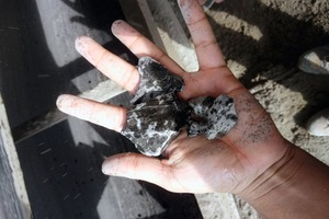 """<div class=""""bildtext"""">3 The off-spec material consists of basalt rock and can account for up to 35&nbsp;% of the total volume</div>"""