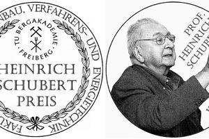 """<div class=""""bildtext"""">3 Vor- und Rückseite der HEINRICH-SCHUBERT-Medaille • Front and back of the HEINRICH SCHUBERT Medal</div>"""