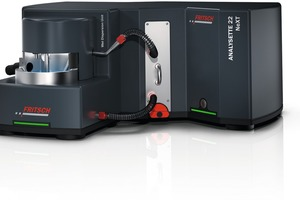 """<div class=""""bildtext"""">1 New: The Laser Particle Sizer ANALYSETTE 22 NeXT</div>"""