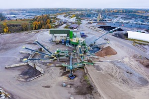"<div class=""bildtext"">2 With the help of a CDE wet processing plant DA Mattsson processes almost 100&nbsp;% of its incoming CD&amp;E waste from landfill into high quality sand and aggregates that meet EN&nbsp;12620 specification</div>"