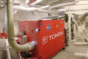 "<div class=""bildtext"">1 TOMRA sensor-based sorter operates in the Grasleben mine of K+S Minerals und Agriculture</div>"