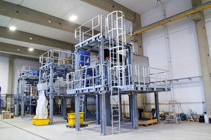 """<div class=""""bildtext"""">10 Processing line at the IAB Recycling Testing Centre</div>"""