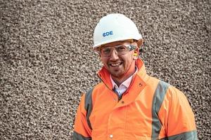 """<div class=""""bildtext"""">David Kinloch, CDE Director of Business Development - UK &amp; Ireland</div>"""