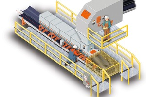 """<div class=""""bildtext"""">6 Components of an evolved basic conveyor facilitate operations, maintenance and safety </div>"""