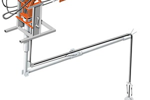 """<div class=""""bildtext"""">3 A bin whip rotates a set of flails to dislodge material, eliminating the need for confined space entry</div>"""