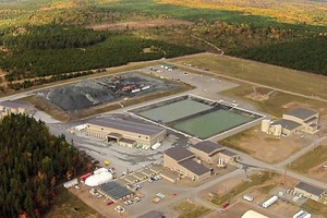 """<div class=""""bildtext"""">A state-of-the-art operation, Eagle Mine was designed with safety and the environment in mind</div>"""