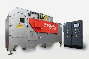 """<div class=""""bildtext"""">2 Die COM&nbsp;XRT&nbsp;300 /FR komplettiert das """"TOMRA Partnered Diamond Recovery Ecosystem""""</div>"""