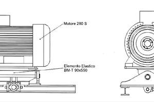 """<div class=""""bildtext"""">1 Zeichnung des maßgeschneiderten elastischen Motorträgers</div>"""