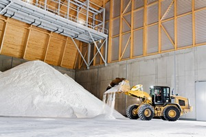 """<div class=""""bildtext"""">The salt produced by CIECH in Staßfurt is the starting material for a wide range of products used in the processing of foodstuffs, in the pharmaceutical industry, in water treatment and softening, as a cleaning agent in dishwashers, and as salt for chemical use in various industrial processes</div>"""