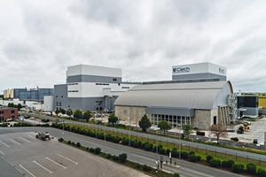 """<div class=""""bildtext"""">The new CIECH salt plant in Staßfurt, Saxony-Anhalt. The CIECH Group has invested 140 million € in one of the most modern and environmentally friendly plants of its kind in Europe<br /> </div>"""