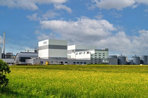 """<div class=""""bildtext"""">With the new production plant in Staßfurt, CIECH will be able to produce around 450 000 t of evaporated salt per year. This will consolidate CIECH's leading position as a European producer of evaporated salt in Central Europe, Scandinavia and Western Europe.</div>"""