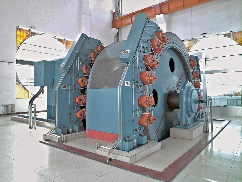 New hoist for one of the world's largest zinc reserves