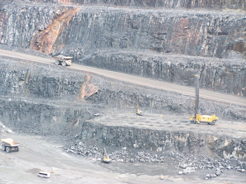 baraka copper mine simulation Copper is one of the most common ore found, having no tool requirements to  mine it making it very useful for low-money players the ore contains scattered,.