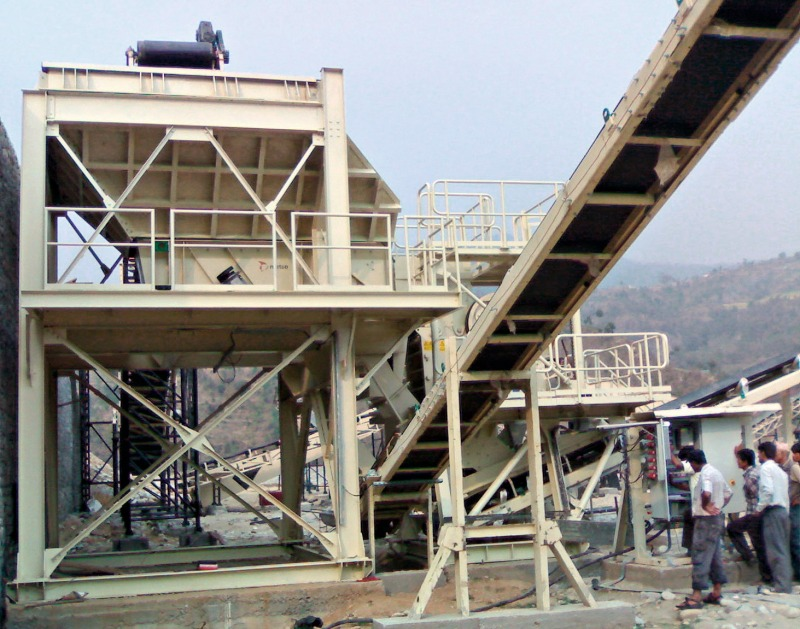 First modular plant to Nepal - Mineral Processing